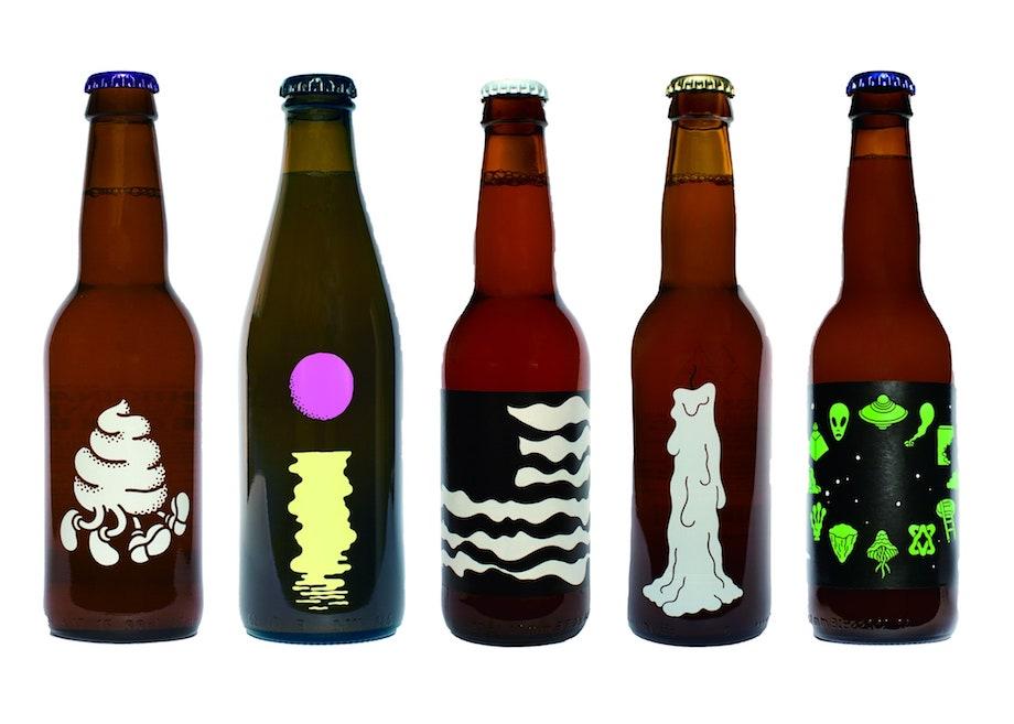 個性的なOmnipollo(オムニポロ)のビール