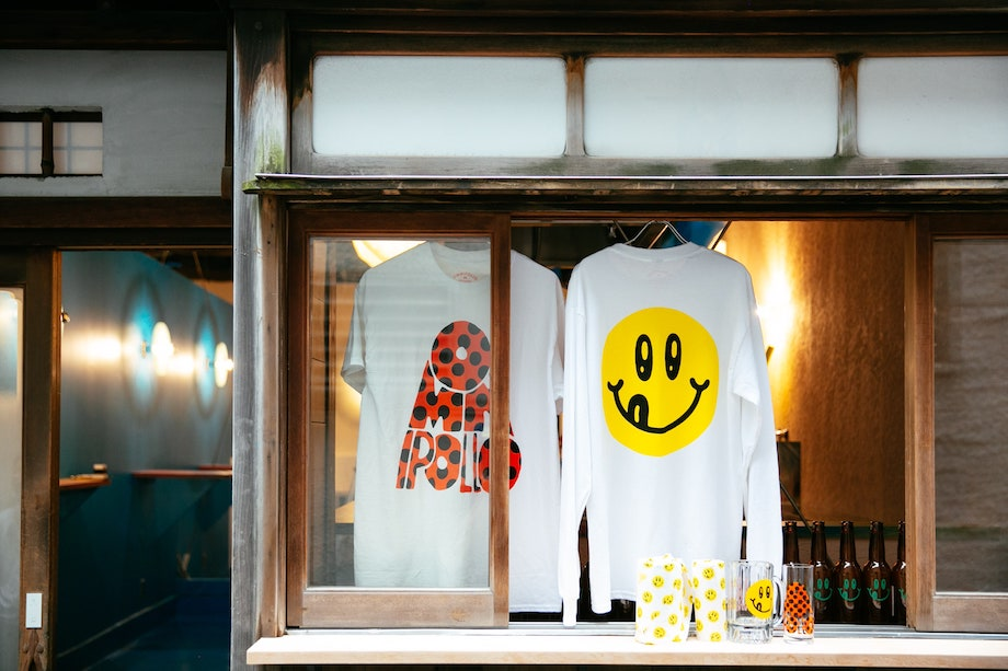 Omnipollos Tokyo(オムニポロス・トウキョウ)店舗外観