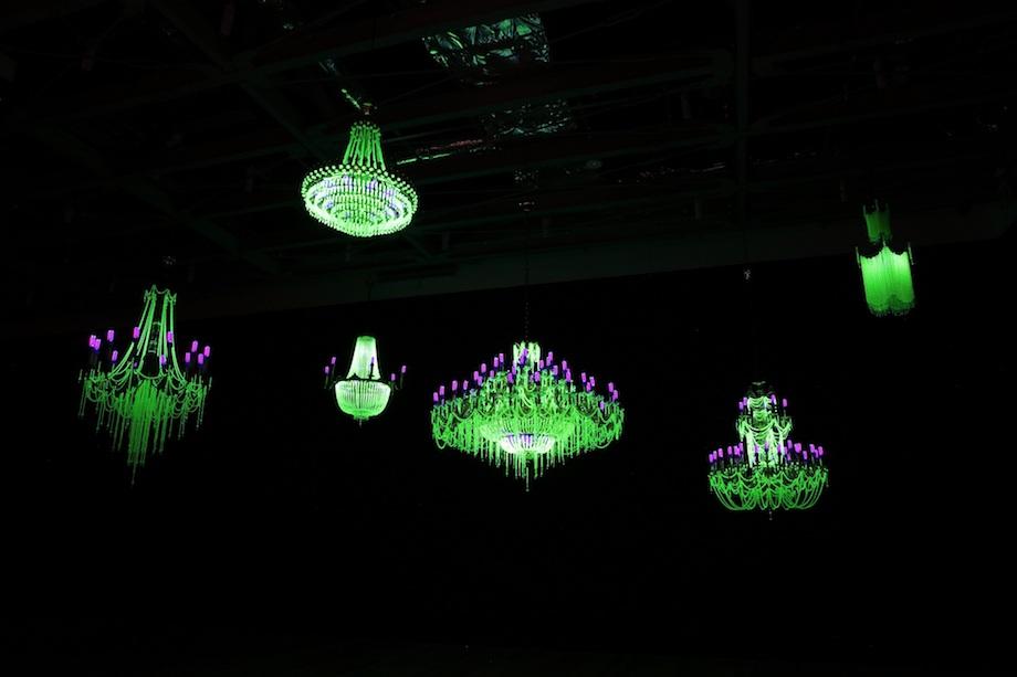 角川武蔵野ミュージアム「米谷健+ジュリア展 だから私は救われたい」