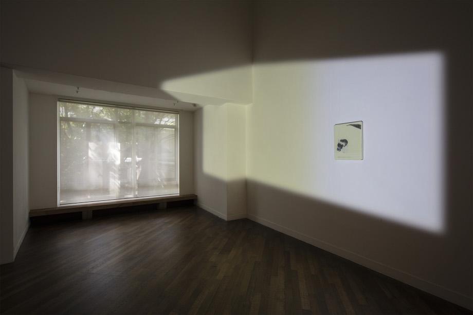 原美術館「光―呼吸 時をすくう5人」会場写真(撮影:城戸 保)