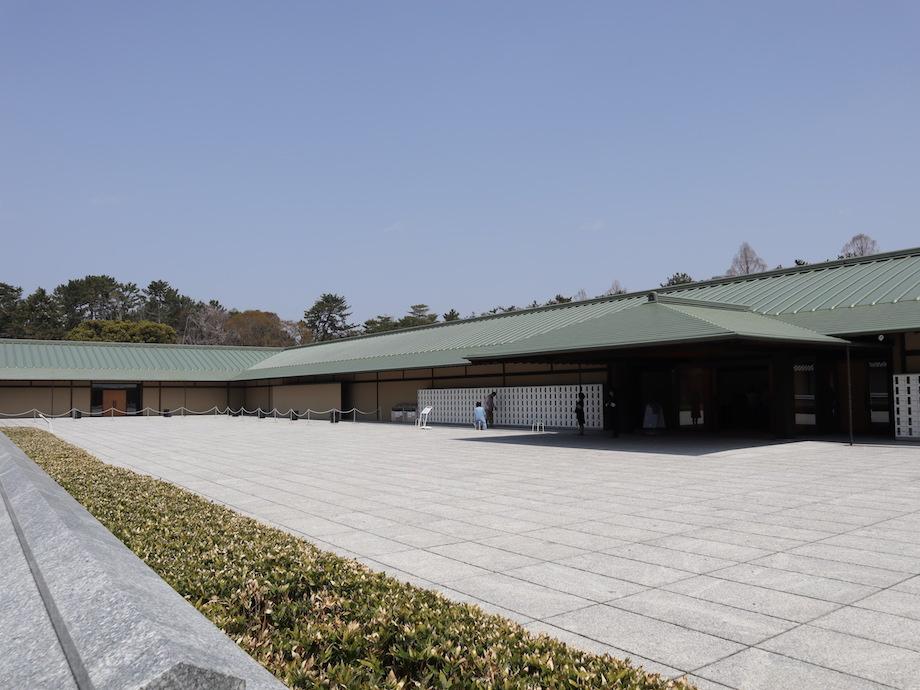 京都迎賓館 外観