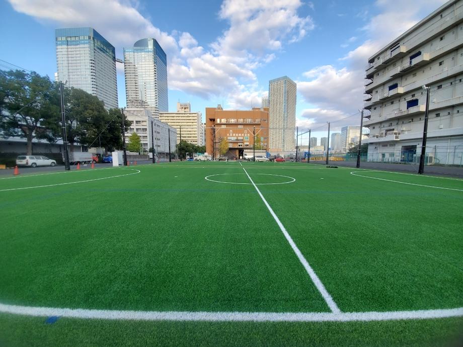 NTT×レアル・マドリード財団 フットボールスクール東京晴海校