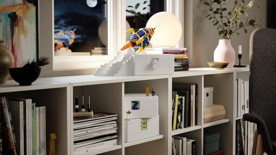 イケア&LEGO収納ソリューション〈BYGGLEK/ビッグレク コレクション〉