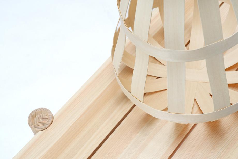 〈Karimoku Commons Tokyo〉企画展「Basketclub @ Karimoku」作品イメージ
