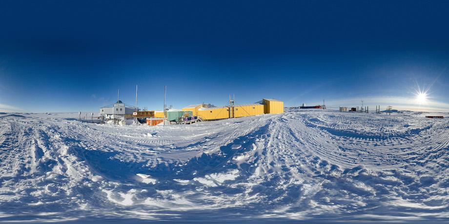 ミサワホーム・国立極地研究所 産学協同プロジェクト「南極eスクール」