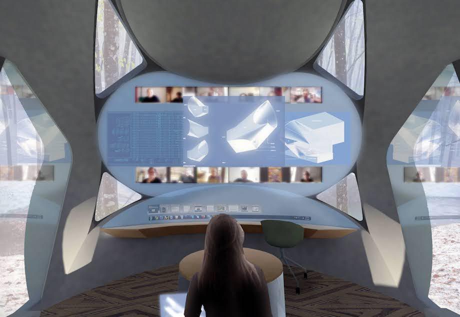 セレンディクスパートナーズ 3Dプリンター工法による住宅