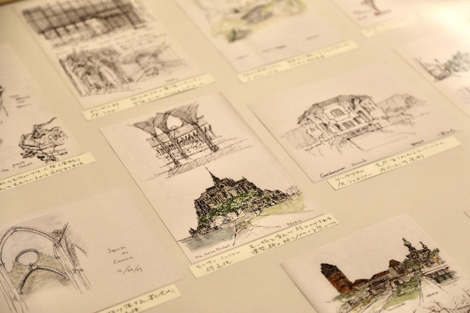 『世界の美しい住宅』出版記念展(2020、ASJ TOKYO CELL )会場風景