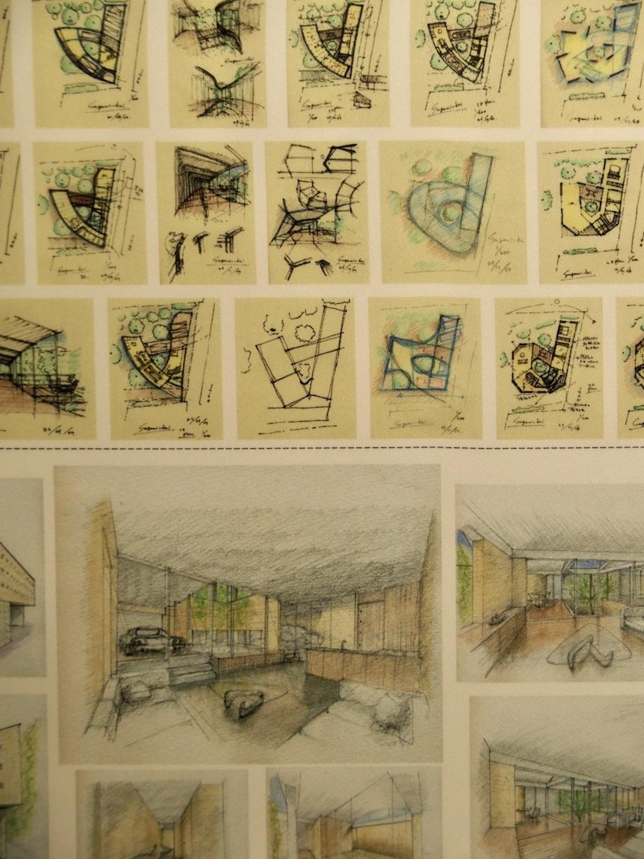 廣部剛司『世界の美しい住宅』出版記念展(2020、ASJ TOKYO CELL )会場風景
