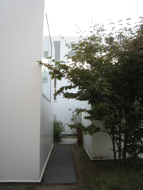 西沢立衛〈森山邸〉2008