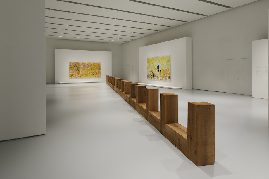 LV / エスパス ルイ・ヴィトン大阪」オープン記念「Fragments of a landscape(ある風景の断片)」展 会場写真