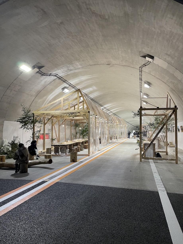 「耶馬溪トンネルホテル」プロジェクト