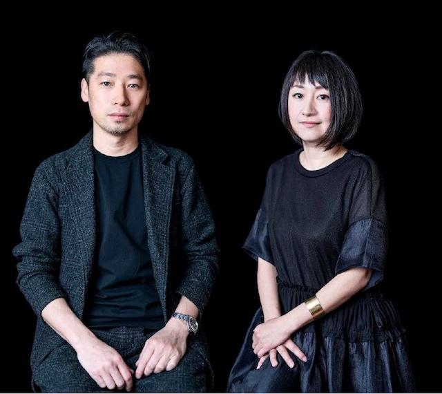 左:谷尻 誠、右:吉田 愛(SUPPOSE DESIGN OFFICE)