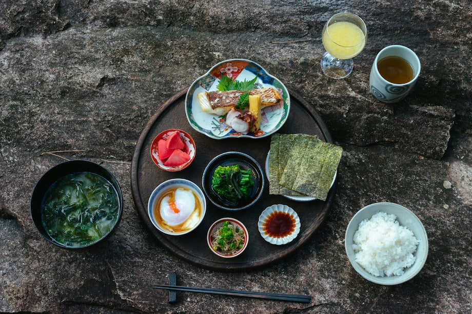 新旅館ブランド「Azumi Setoda(アズミセトダ)」料理