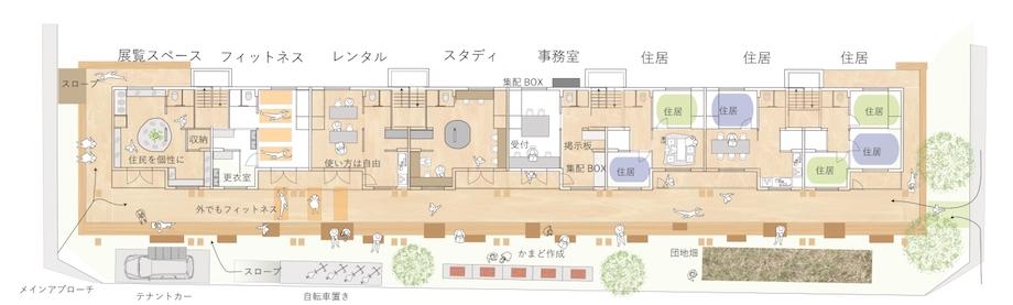 東海大学×神奈川県住宅供給公社「伊勢原団地」リノベーションプロジェクト