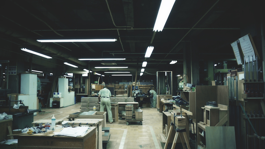 三越製作所「受け継がれる匠の技と美意識」