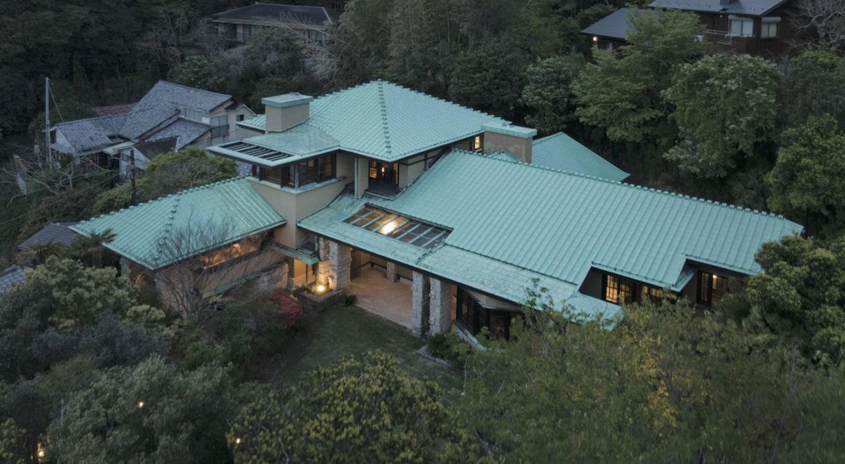 カミヤアーキテクツ 葉山〈加地邸〉