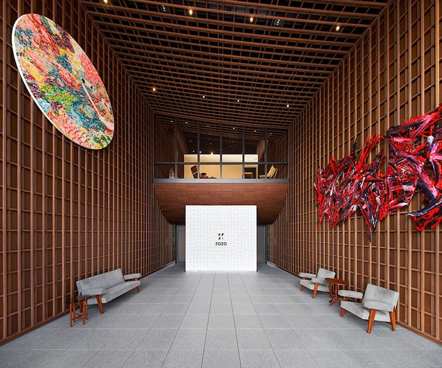 NAP建築設計事務所+竹中工務店〈ZOZO本社屋〉