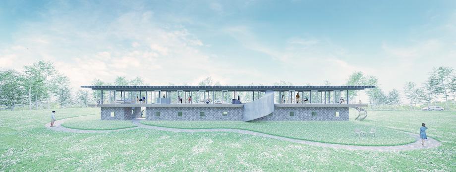 石川建設「TENTOZAN VILLAGE Project」(テントサン ヴィラ プロジェクト)