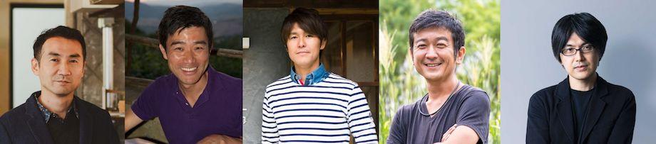 FUKKO ONE TEAM「あれから10年、これから10年 in 東京丸の内」関連イベント「復興バーRadio~Think Next 10 Years~」出演者の顔ぶれ