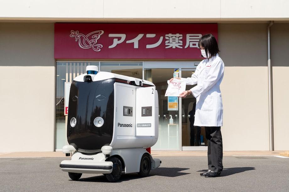 Fujisawaサスティナブル・スマートタウン(Fujisawa SST)小型低速ロボット宅配サービス実装実験