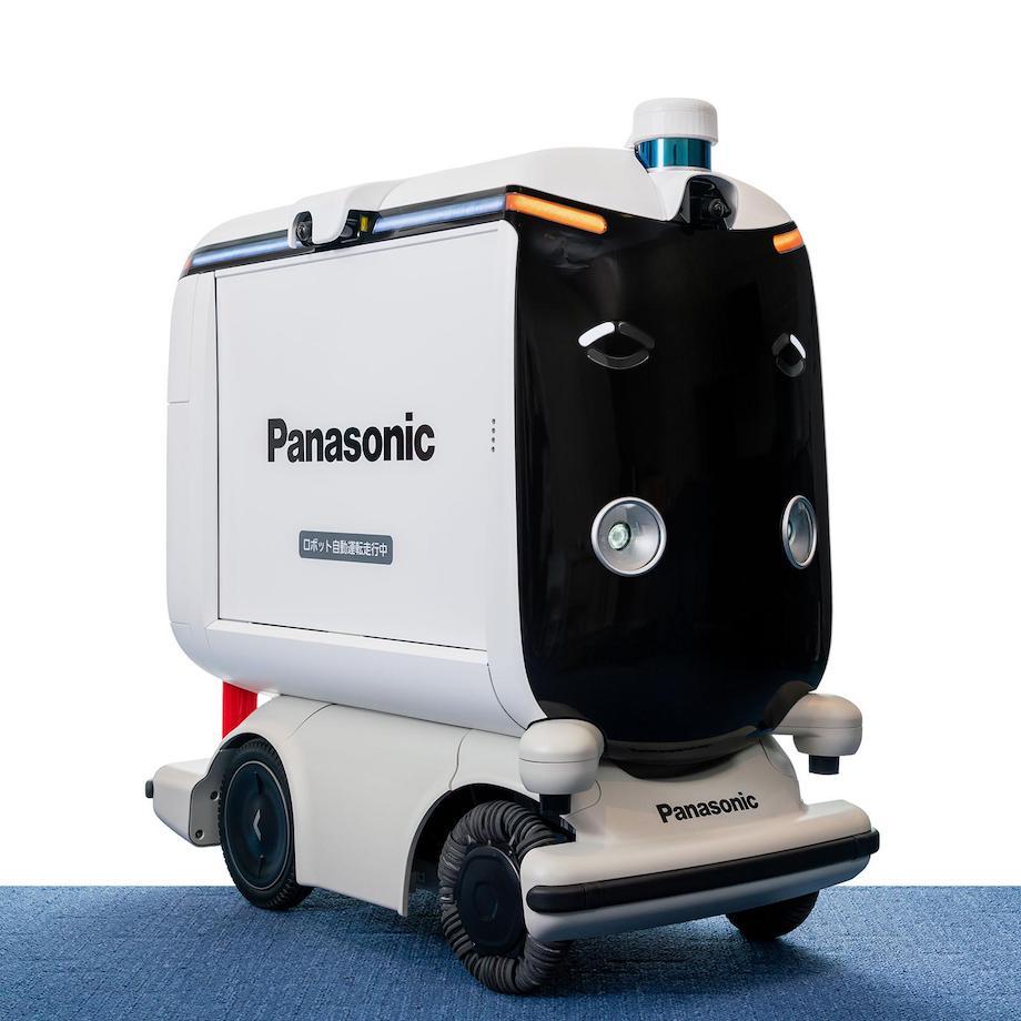 パナソニック 小型低速ロボット