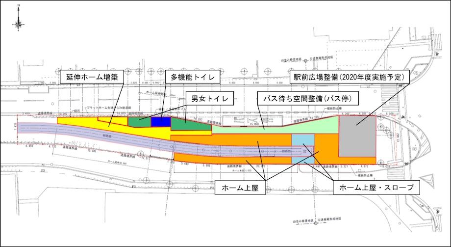 嵐電北野白梅町駅リニューアル事業