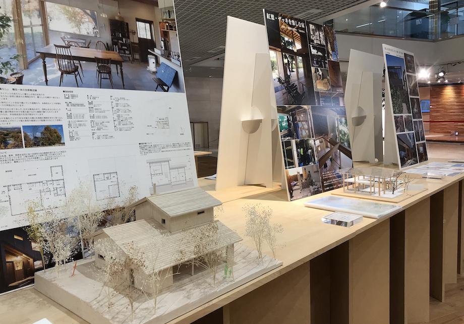 リビングデザインセンターOZONE「OZONEが考える『New Normal』な暮らし展」会場写真