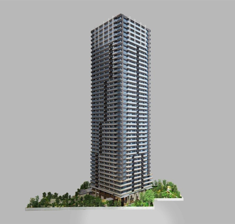 〈NAGOYA the TOWER(ナゴヤ・ザ・タワー)〉完成イメージ