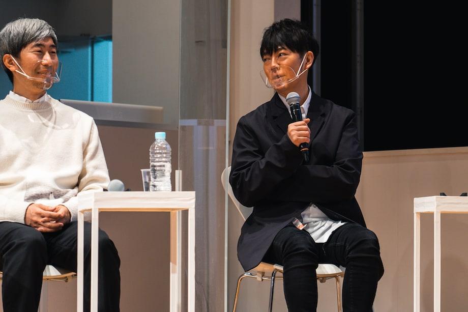 佐藤可士和×隈研吾 団地の未来プロジェクトトークセッション
