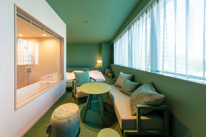 KDa〈toggle hotel suidobashi(トグルホテル 水道橋)〉