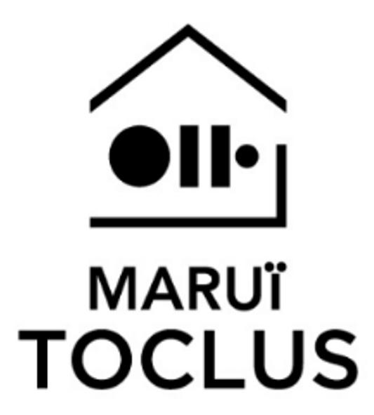 MARUI TOCLUS ロゴマーク
