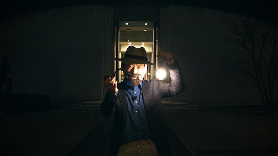 ひろしま美術館「HIROSHIMA NIGHT MUSEUM」
