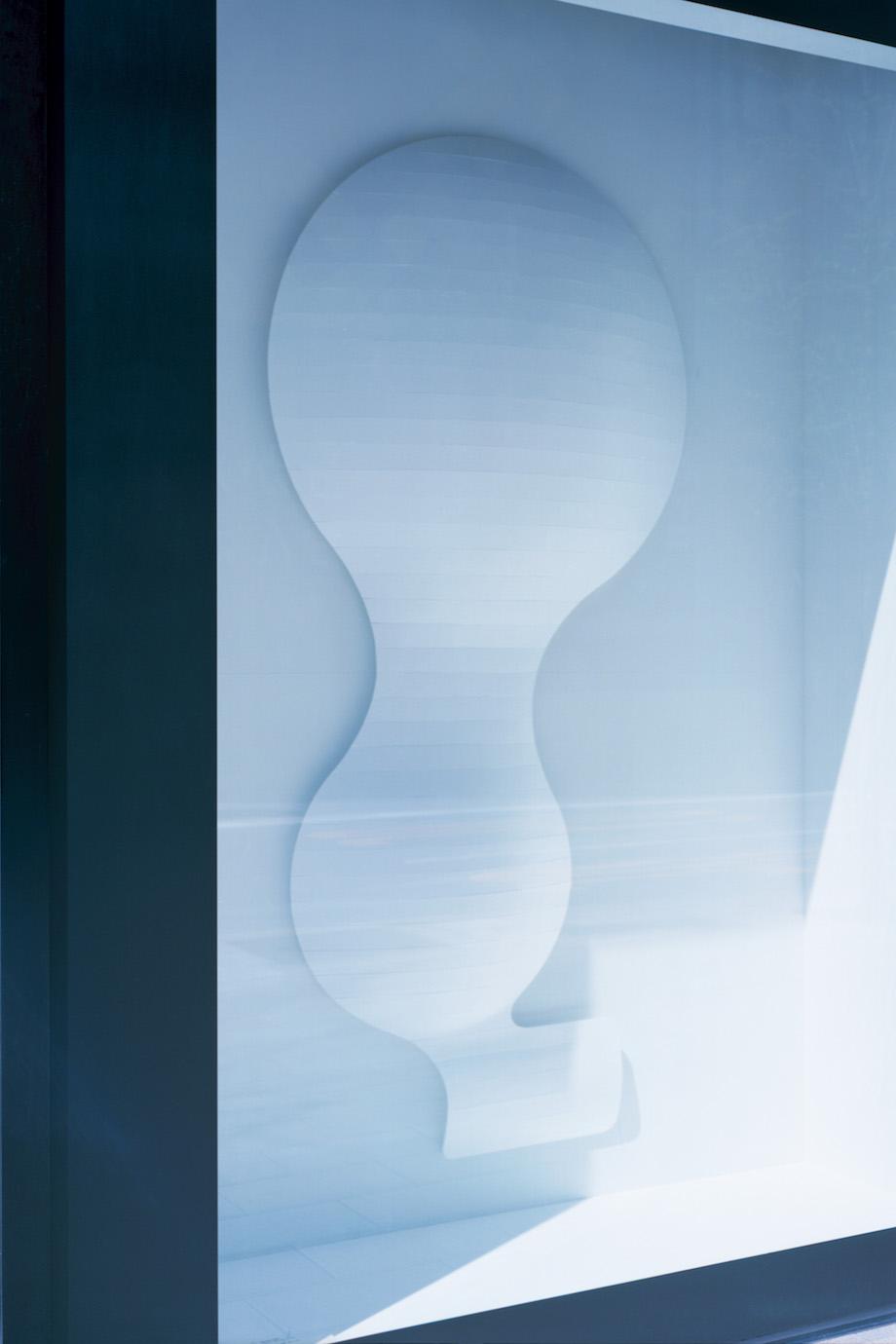 銀座資生堂〈SHISEIDO THE STORE WINDOW GALLERY〉妹島和世ウィンドーディスプレイ展示