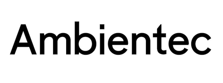 アンビエンテック(Ambientec)ブランドロゴ