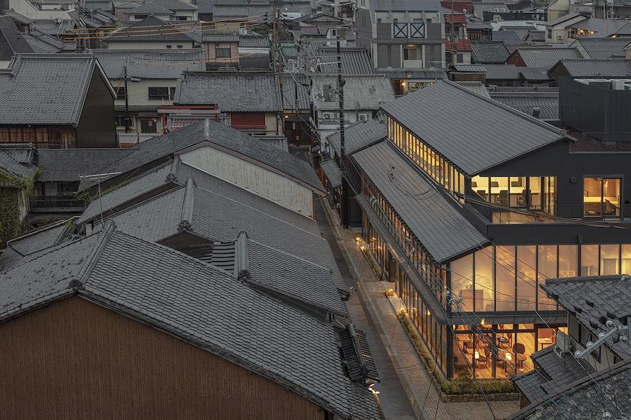 中川政七商店〈鹿猿狐ビルヂング〉