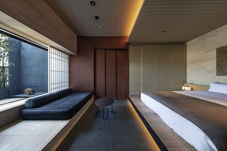 〈hotel tou nishinotoin kyoto by withceed(ホテル トウ 西洞院 京都 バイ ウィズシード)〉客室