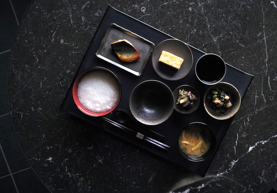 〈hotel tou nishinotoin kyoto by withceed(ホテル トウ 西洞院 京都 バイ ウィズシード)〉和朝食