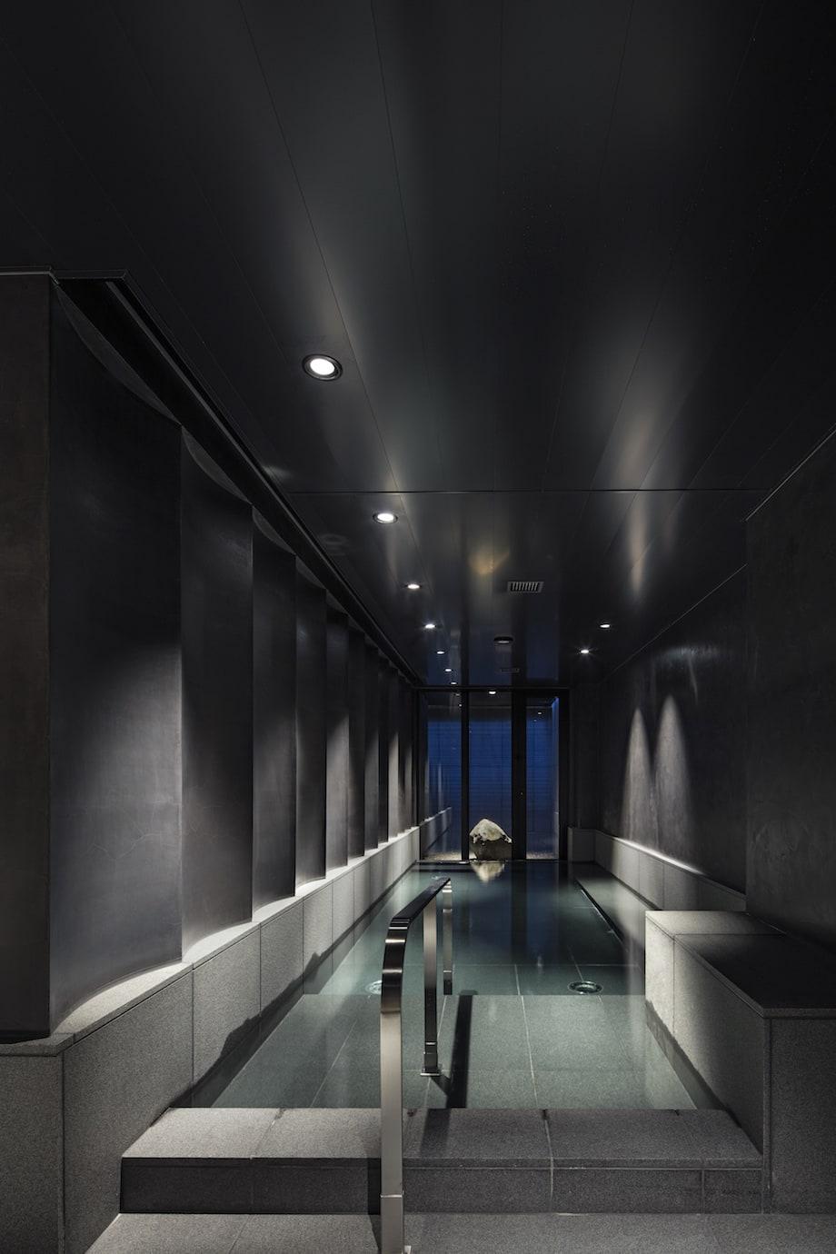 〈hotel tou nishinotoin kyoto by withceed(ホテル トウ 西洞院 京都 バイ ウィズシード)〉大浴場