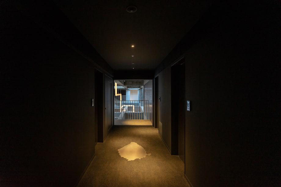 白井屋ホテル 最上階フロア