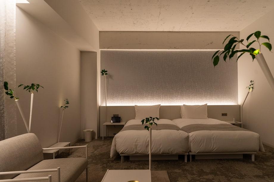 白井屋ホテル 客室
