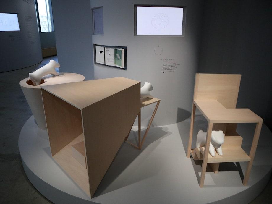 日本デザインセンター「VISUALIZE 60」Vol.2 後期展示