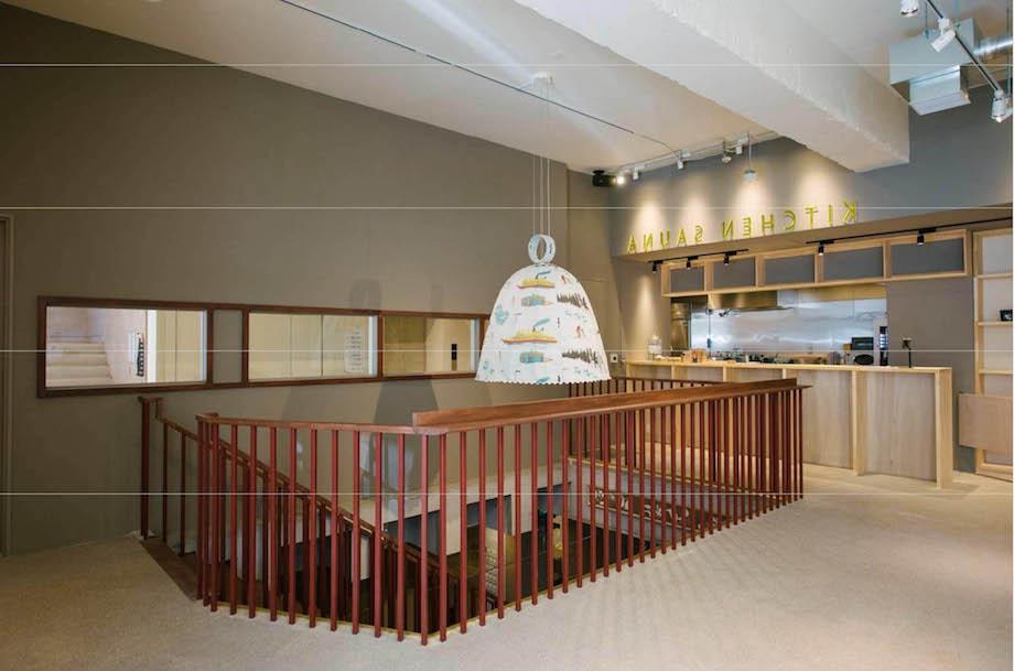 神田錦町〈神田ポートビル〉1Fカフェ