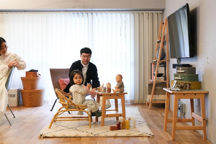 ニトリ×BEAMS DESIGN 家具シリーズ「新しい暮らし方のためのツール by BEAMS DESIGN」