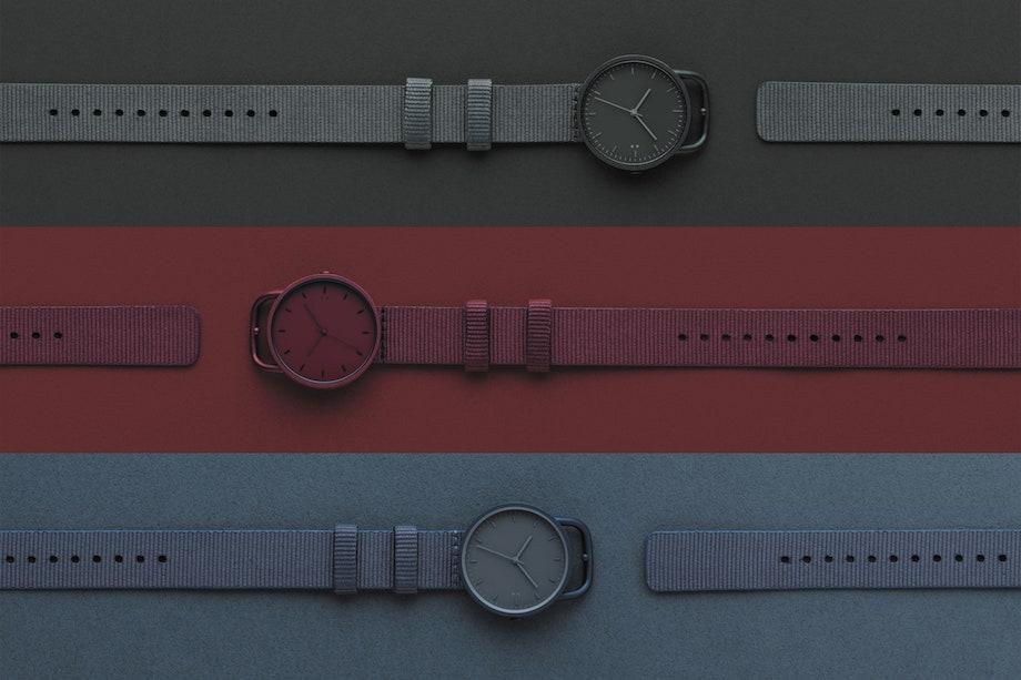 「10:10 BY NENDO(テンバイテン バイ ネンド)」新色 buckle colors(バックルカラーズ)