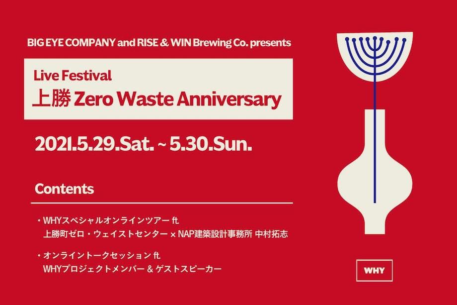 上勝町ゼロ・ウェイストセンター(WHY)オープン1周年記念イベント