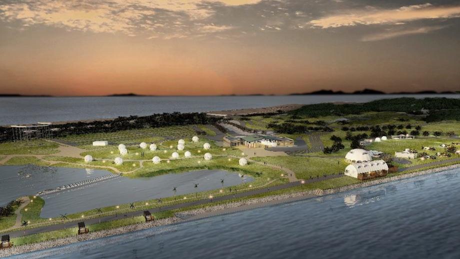海の中道海浜公園官民連携推進事業 イメージ