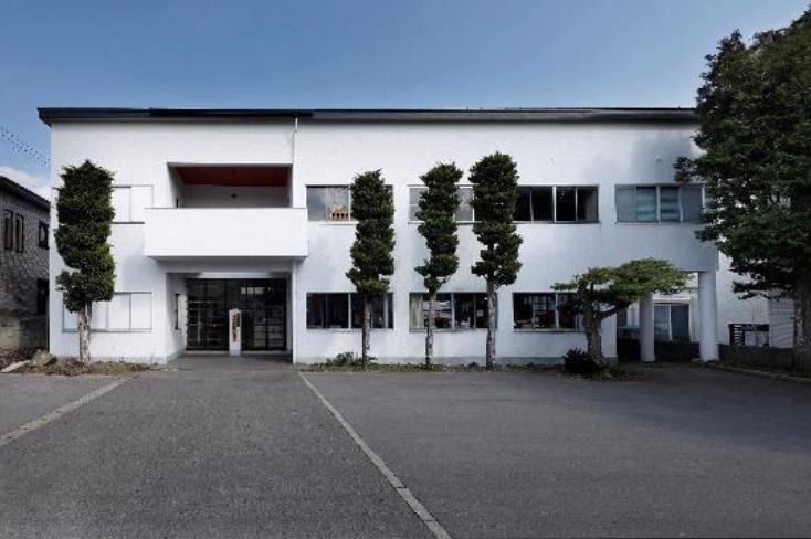 前川國男設計〈木村産業研究所〉 写真提供:弘前市教育委員会