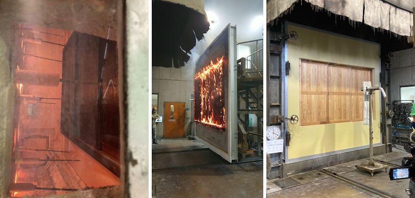 木製防火雨戸の大臣認定取得 京都市報道資料