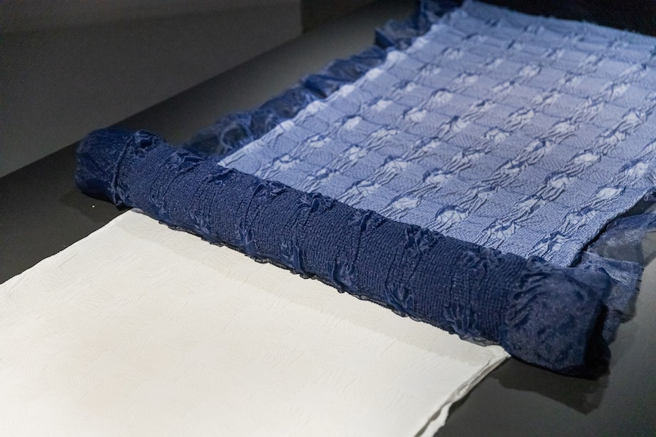 「MAKING NUNO Japanese Textile Innovation from Sudō Reiko 須藤玲⼦:NUNO の布づくり」