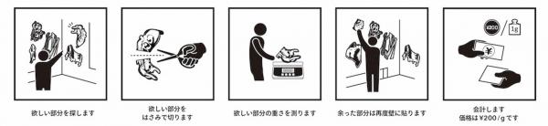 はくいきしろい×松坂屋名古屋店